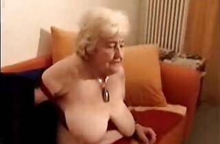 Having fun with slut cousin of my mother. Amateur older