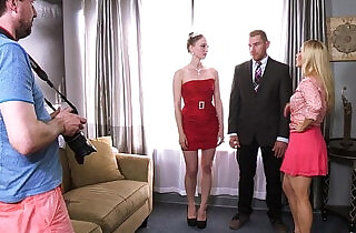Brother and sister prom date modern taboo family