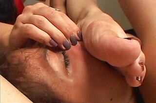 The Most Perfect Big Feet Foot Domination