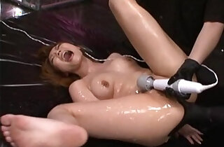 Hardcore Uncensored Japanese BDSM Sex Chihiro