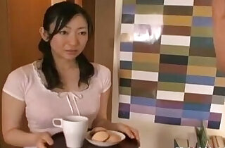 Young japanese Mother And Son fuck