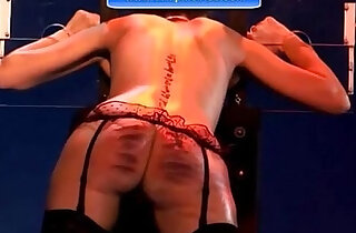 The Art and Show of a Dominatrix