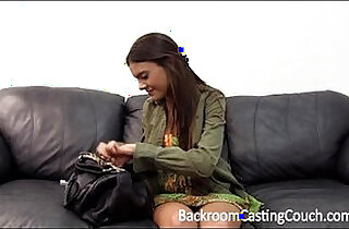 Creampie Teen on Casting Couch