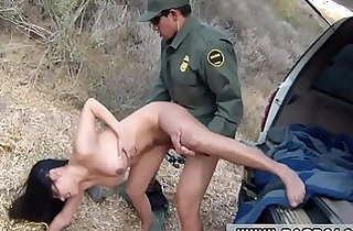 Giving blowjob the truck Busty Latin floozie Alejandra Leon