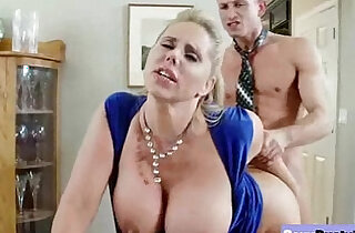Hardcore Sex Perform By Big Juggs Wife On Tape clip 18
