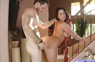 Hardcore Sex Tape With Mature Busty Lady kendra lust 18