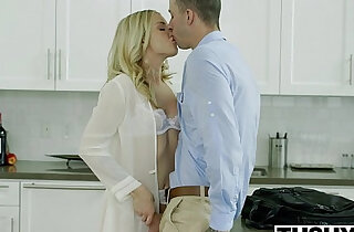 TUSHY Bosses Wife Karla Kush First Anal sex scene With the Office Assistant